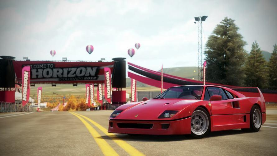 Ferrari F40 Forza Horizon