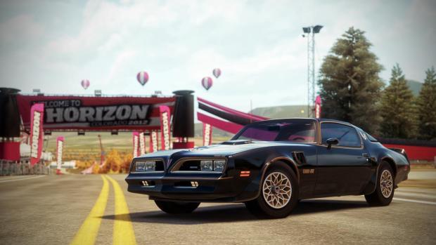 Pontiac Firebird Forza Horizon