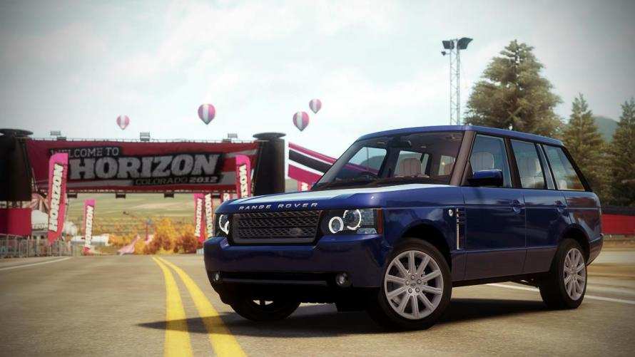 Range Rover Supercharged Forza Horizon