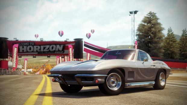 Chevrolet Corvette Stingray Forza Horizon