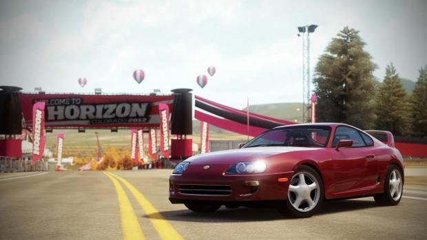 Toyota Supra Forza Horizon