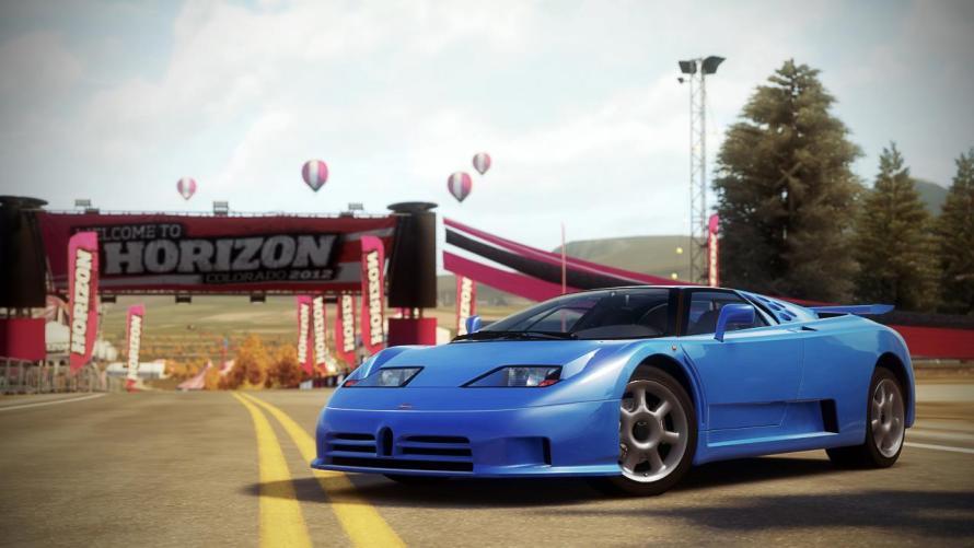 Bugatti-EB110