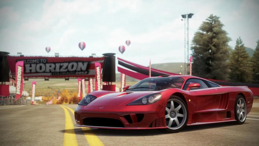 Saleen S7 Forza Horizon