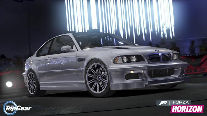 Forza Horizon BBC Top Gear Pack BMW M3 GTR