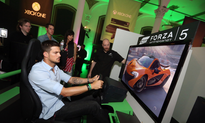 Forza Motorsport 5 - Xbox One - Thrustmaster
