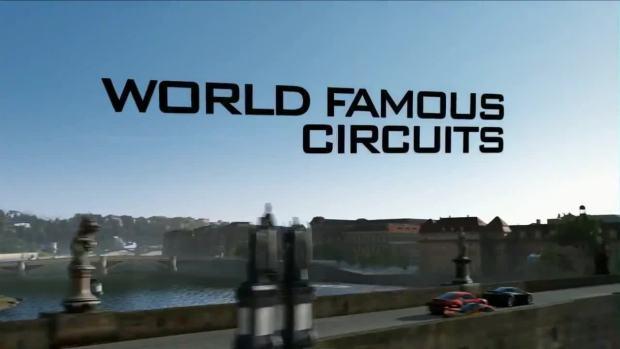 Forza Motorsport 5 World Famous Circuits