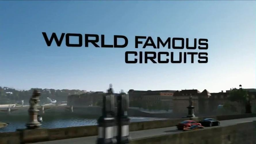 Forza Motorsport 5 World Famous Circuits