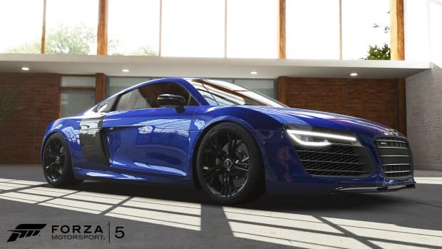 Audi R8 V10 Forza 5