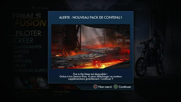 fire in the deep trials fusion dlc