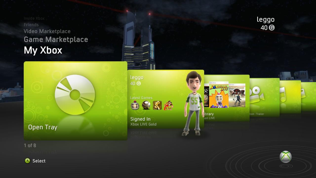 MaJ Un Thme Crackdown Sur Le Live Xbox One Xboxygen