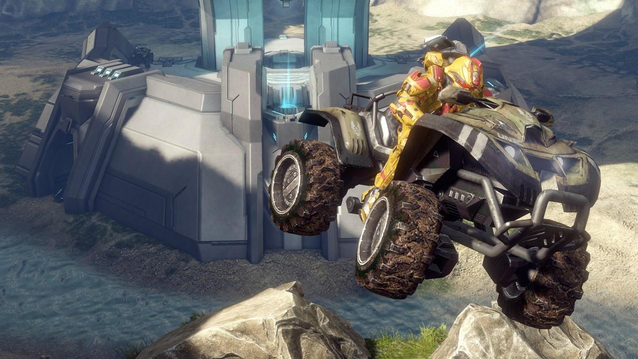 Halo 4 La Carte Ragnarok En Images Xbox One Xboxygen