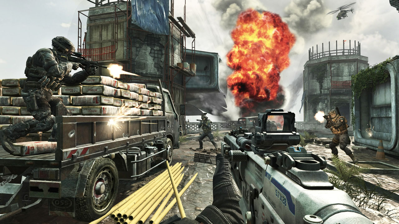 Call Of Duty Black Ops 2 Apocalypse Disponible Xbox
