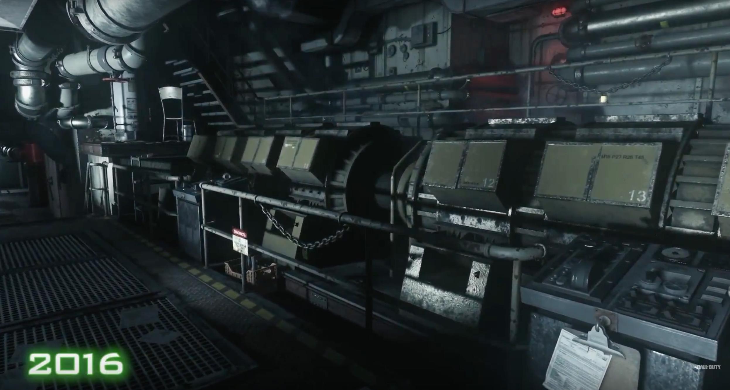 Call Of Duty Mordern Warfare Remastered La Comparaison