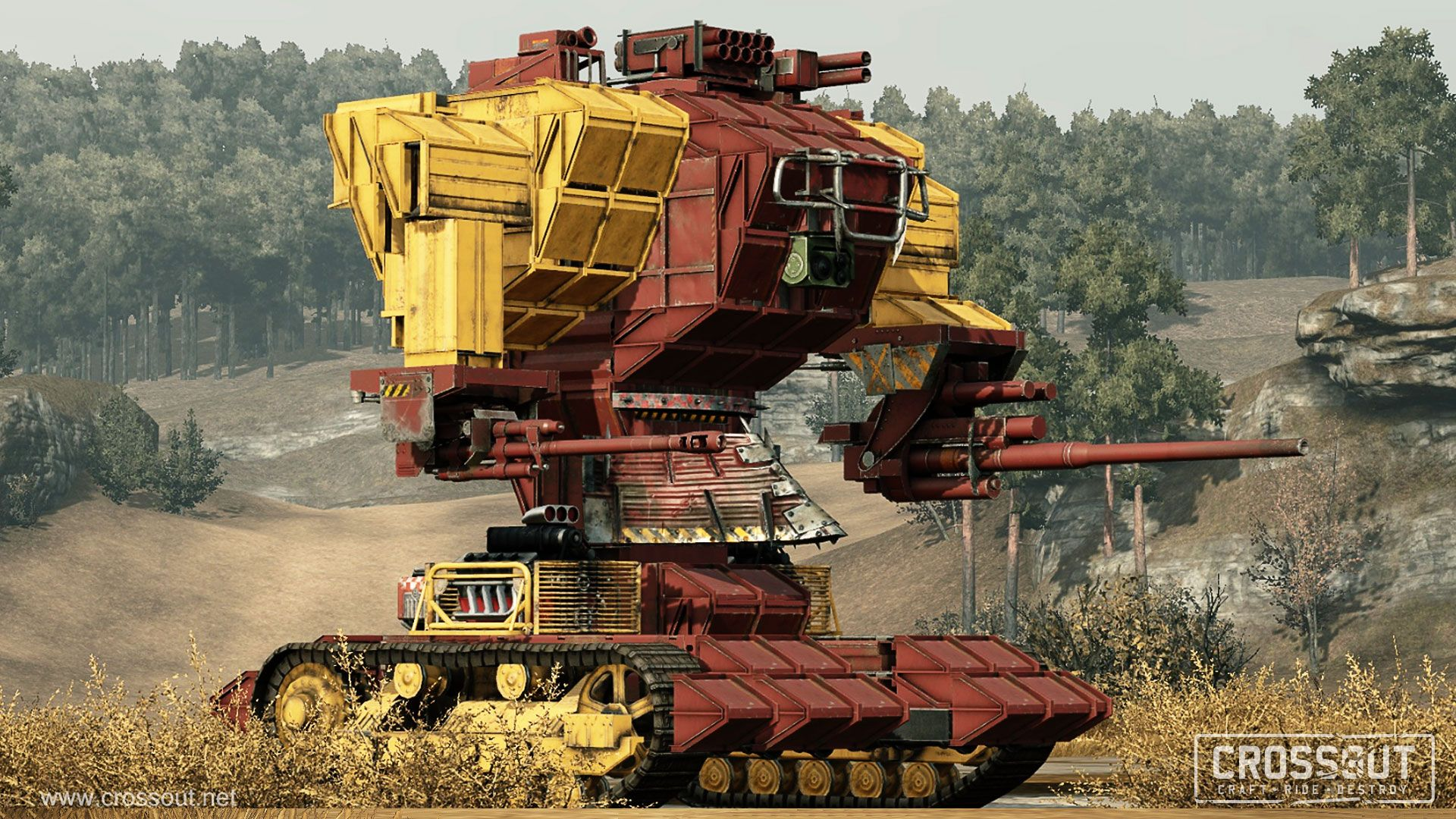 Crossout Dbarque Sur Console Le 30 Mai MMO Free To Play