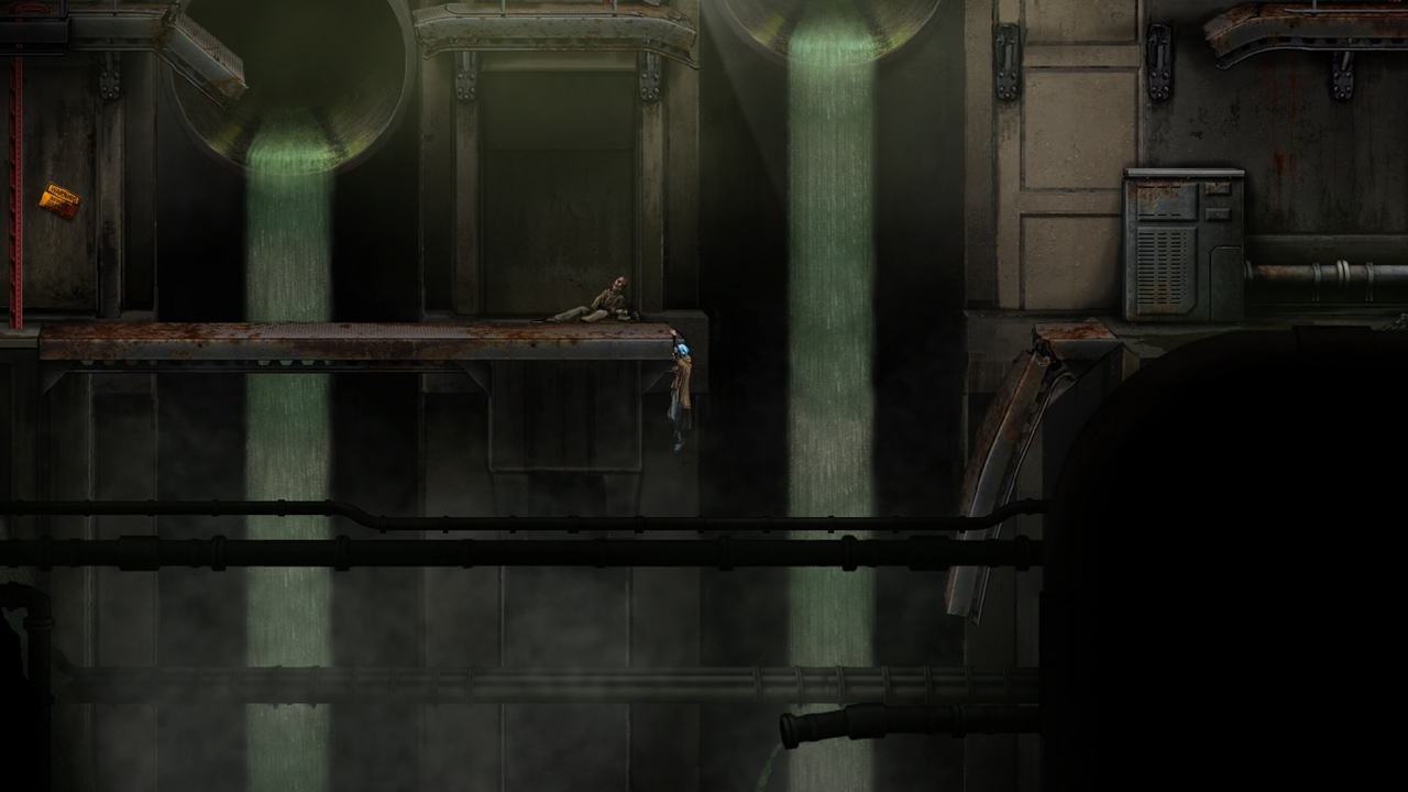 Dex Le Jeu Daction RPG Cyberpunk En 2D Arrive Bientt