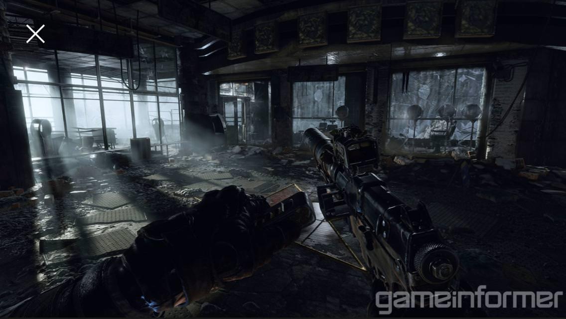 Metro Exodus Infos Images Glaantes Et 4K HDR Sur Xbox One X Xbox One Xboxygen