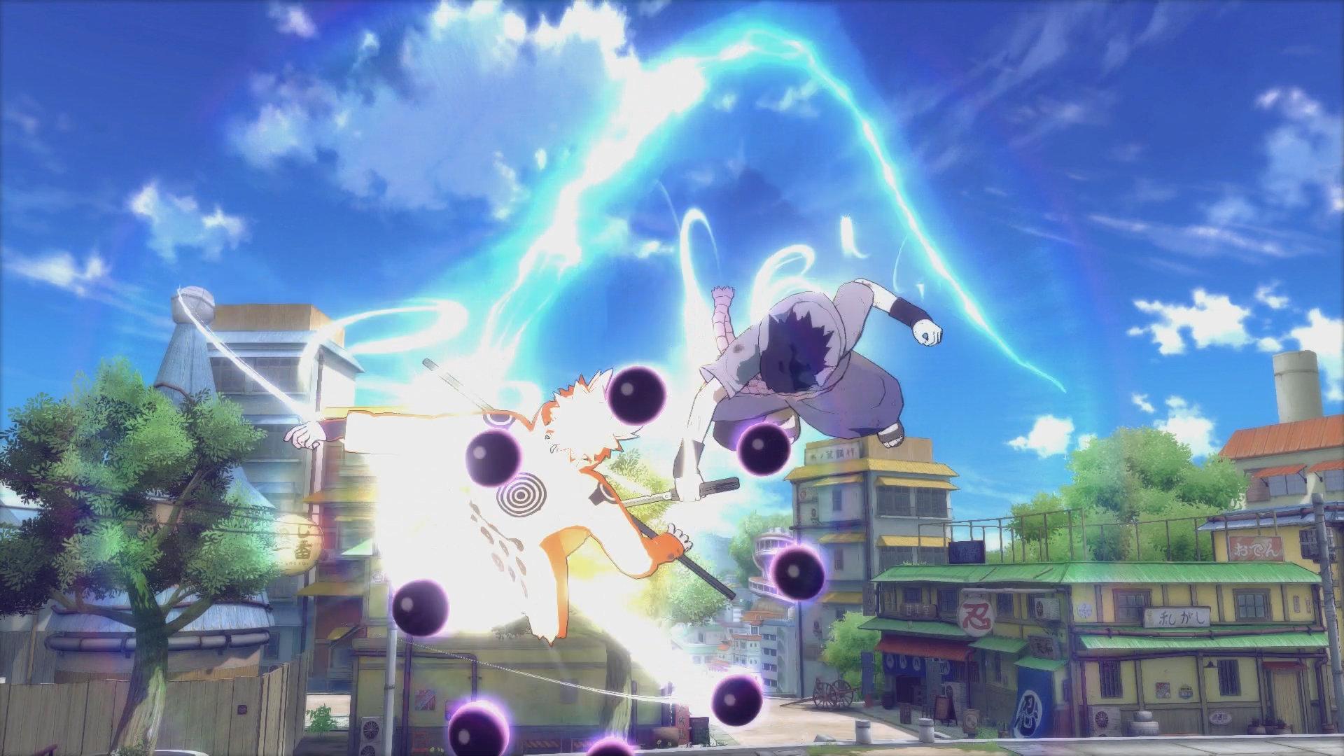 E3 2015 Un Nouveau Narutrailer Pour Ultimate Ninja Storm