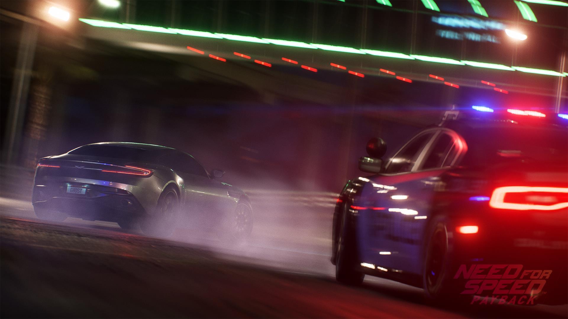 Need For Speed Payback Fait Le Beau En Images Et Avec Un