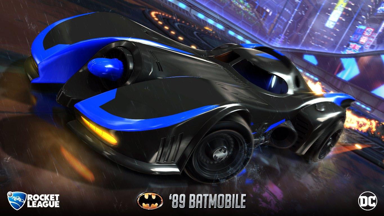 Rocket League Un Pack DC Super Heroes Arrive Le 5 Mars