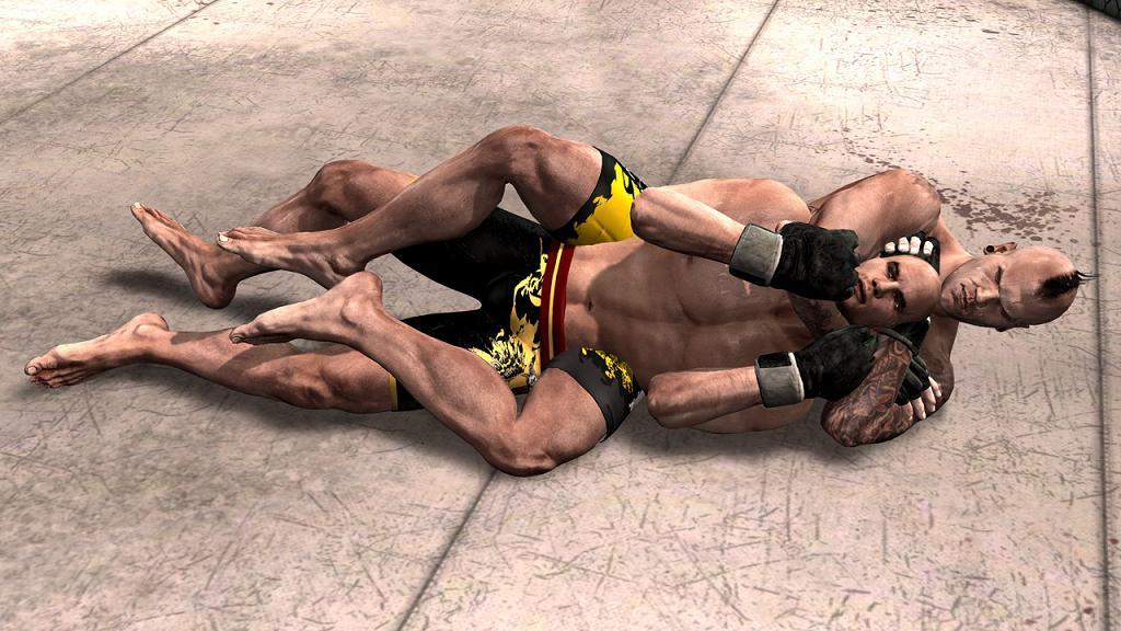 Test Supremacy MMA Xbox One Xboxygen