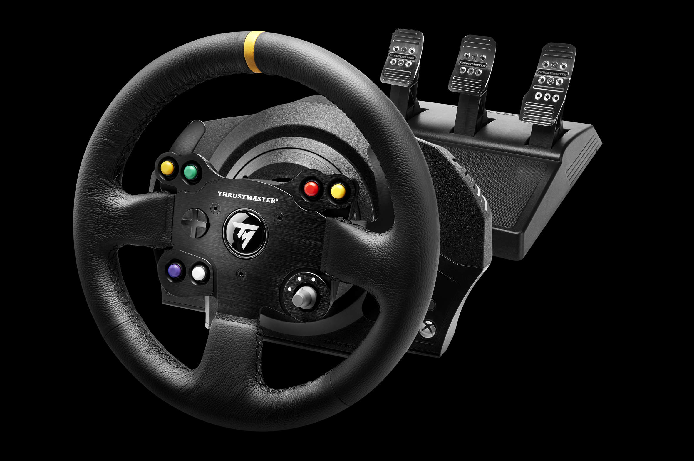 Thrustmaster Annonce Le Volant Xbox One TX Racing Wheel