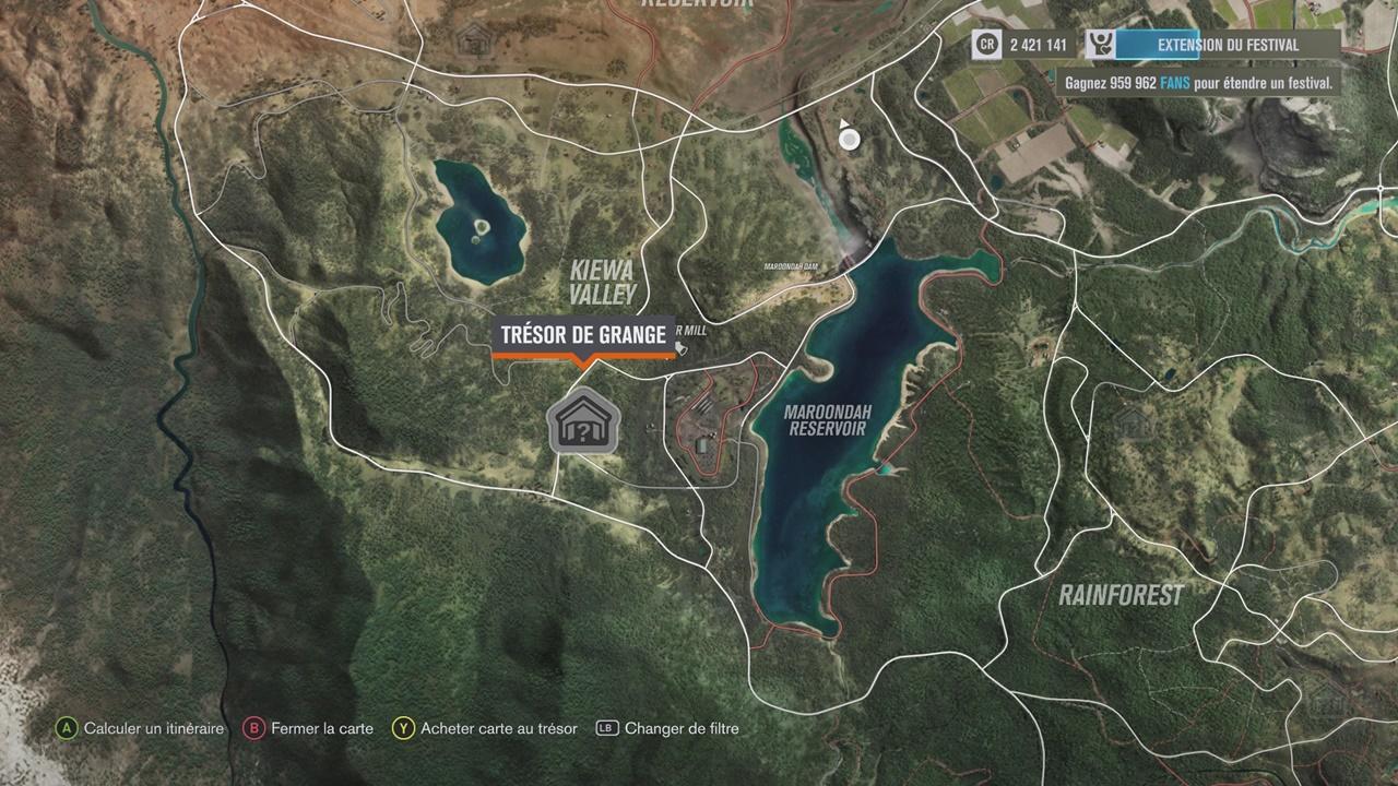 MAJ Forza Horizon 3 Notre Guide Pour Trouver Les 15