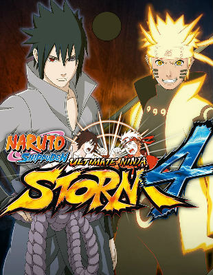 Naruto Shippuden Ultimate Ninja Storm 4 Lextension Road