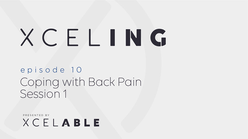 XcelING - ep10 form XcelABLE the Workplace Injury Prevention App