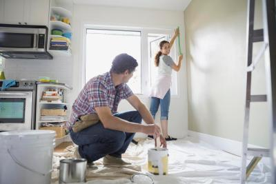 house painting | Xcellence Inspection Services Chicago Home sell faster