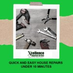 Quick and Easy House Repairs Under 10 Minutes