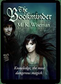 The Bookminder by M. K. Wiseman