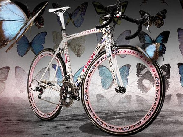 Trek Butterfly Madone Bicycle