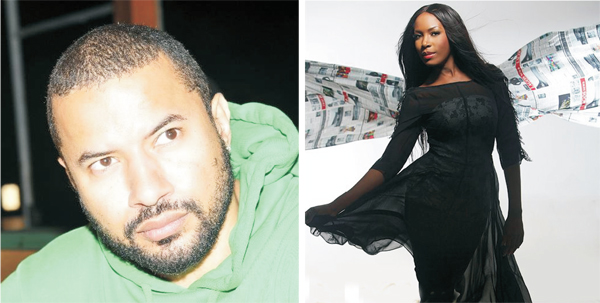 FACE-OFF: Mr Aye Dee and Linda Ikeji