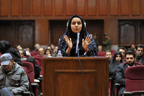 Reyhaneh Jabbari executed for the 2009 murder of an intelligence officer