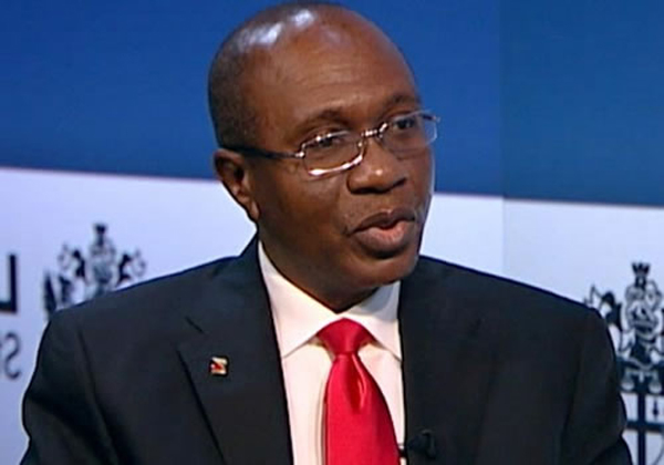 Governor of Central Bank of Nigeria Godwin Emefiele chooses this election period to devalue the naira