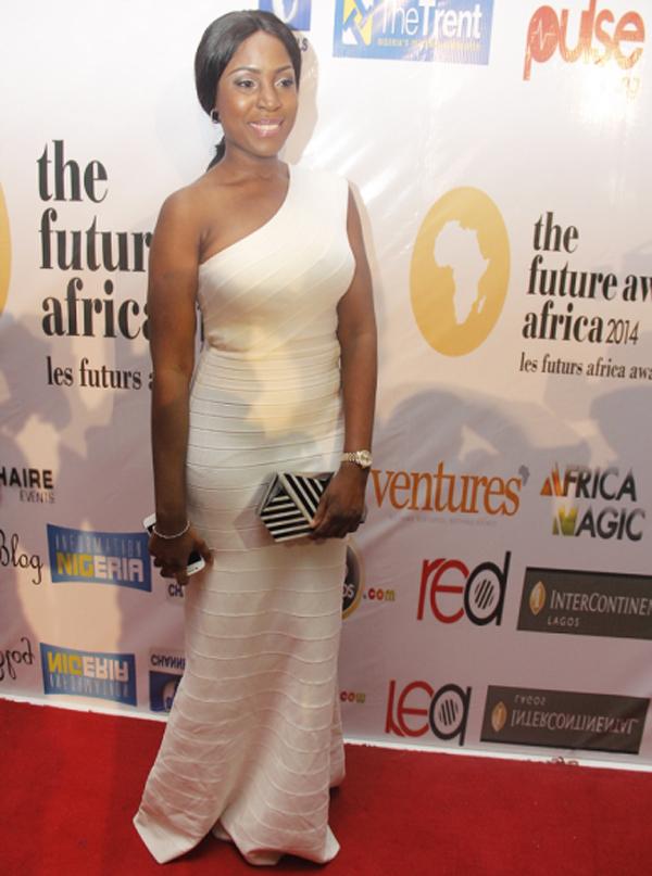 Linda Ikeji Buys Lanre DaSilva Ajayi Dress for N1M