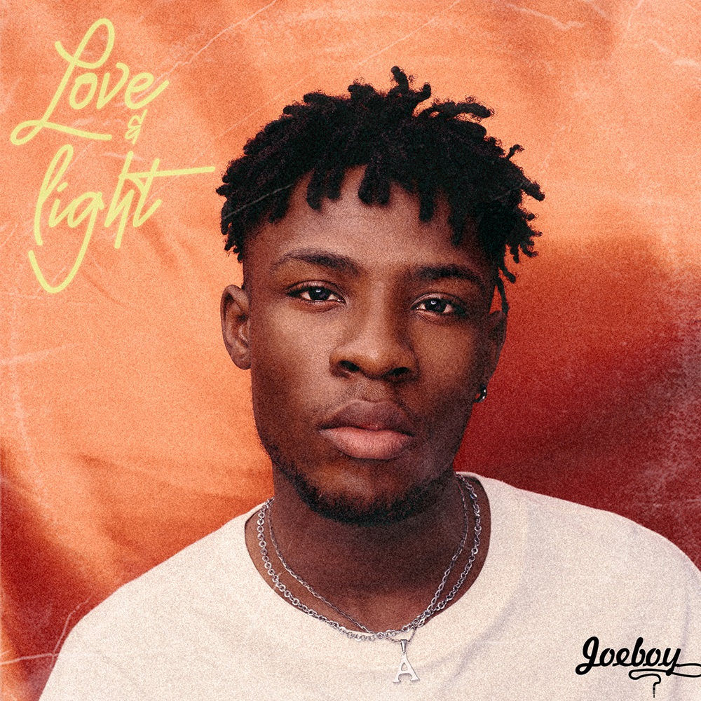 Joeboy Love & Light' EP