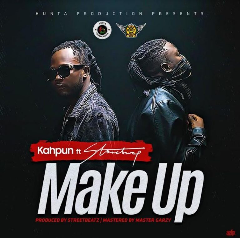 Kahpun – Makeup ft. Stonebwoy