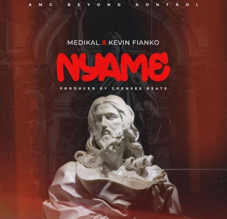 Medikal – Nyame Ft Kevin Fianko