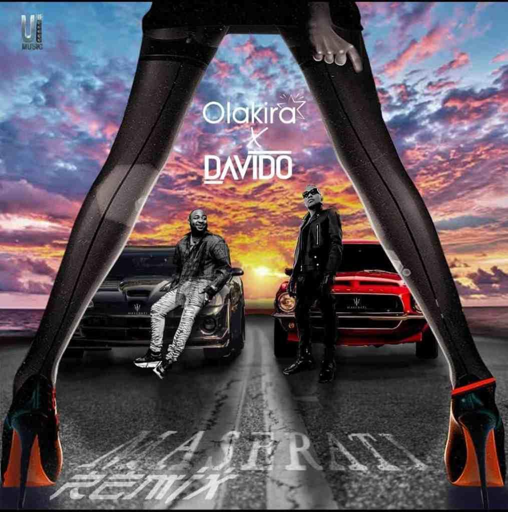Olakira - In My Maserati (Remix) ft. Davido