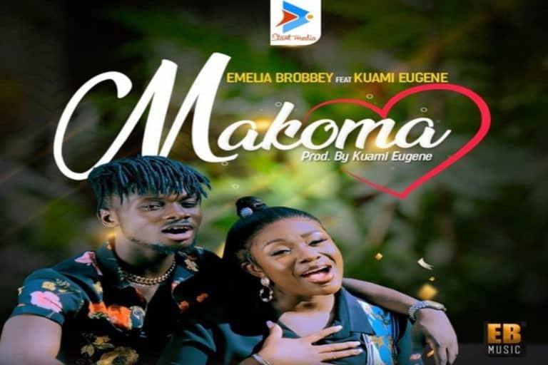 Emelia Brobbey – Makoma ft Kuami Eugene