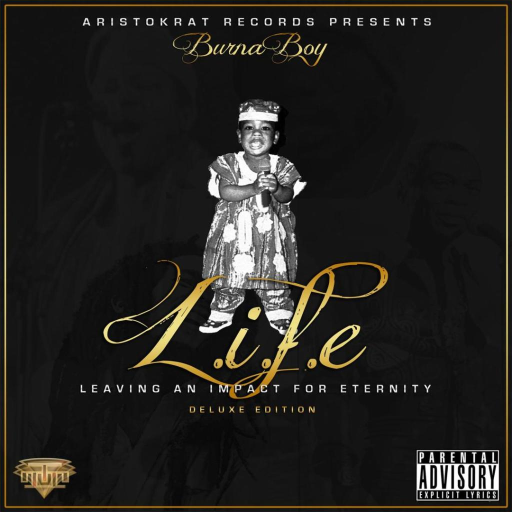 Burna Boy – L.I.F.E Album