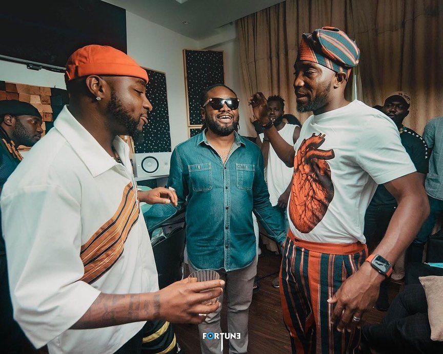 Timi Dakolo Ft. Davido – The Chorus Leader