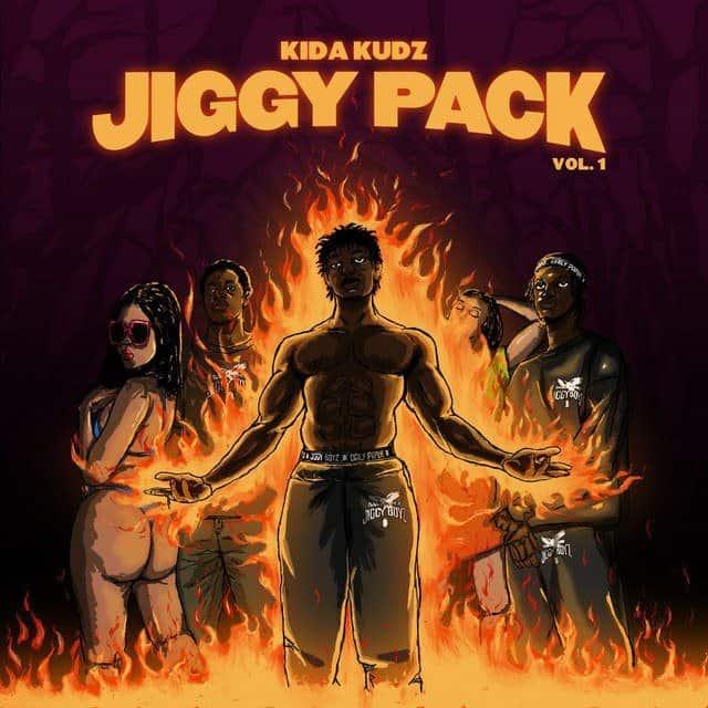 Kida Kudz – Jiggy Pack' volume 1 Ep