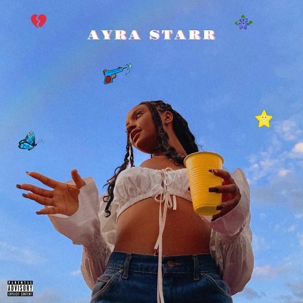 Ayra Starr Ayra-Starr-EP