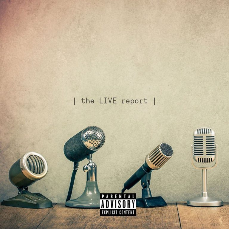 M.I Abaga – The Live-Report (Album)