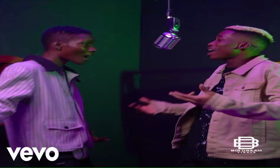 Video:Lil Frosh – Omo Ologo ft. Zinoleesky