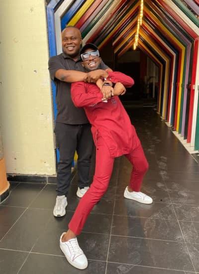 D'Banj And Former Manager, Bankuli Reconcile (Video)