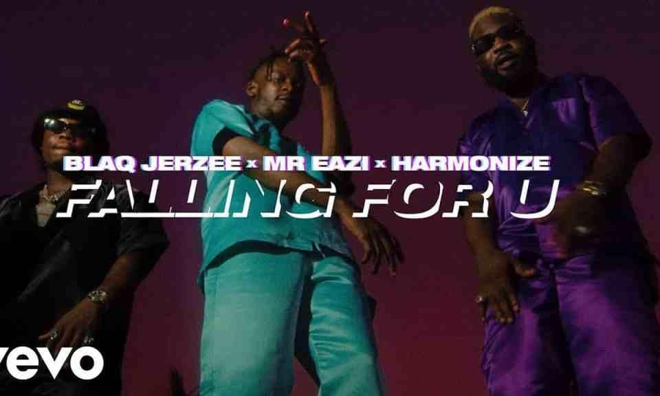 Video: Blaq Jerzee – Falling For U ft. Mr Eazi, Harmonize
