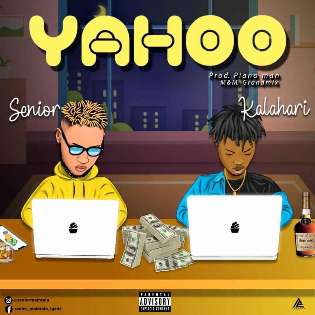 Senior Maintain – Yahoo ft. Khalahari